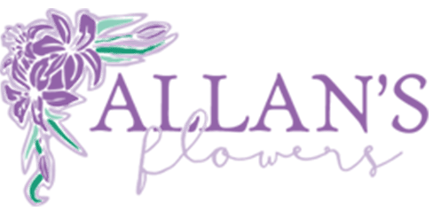 Logo for Allan's Flowers Prescott